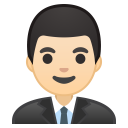 10303-man-office-worker-light-skin-tone icon
