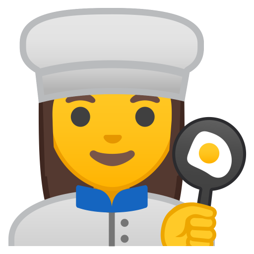 10272-woman-cook icon