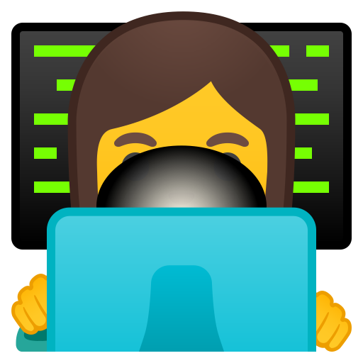 10332-woman-technologist icon
