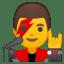 Man singer icon