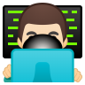 10327-man-technologist-light-skin-tone icon