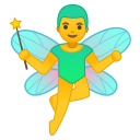Man fairy icon