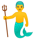Merman icon