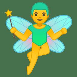 Man fairy icon