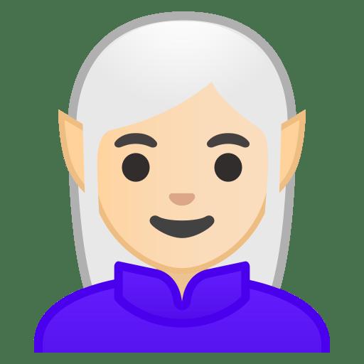 10904-woman-elf-light-skin-tone icon
