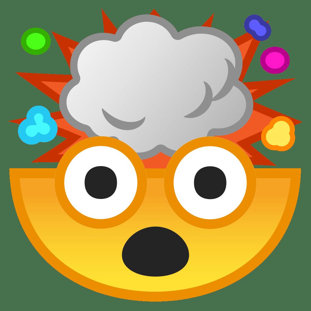 exploding head icon noto emoji smileys iconset google clip art headlights clip art headings