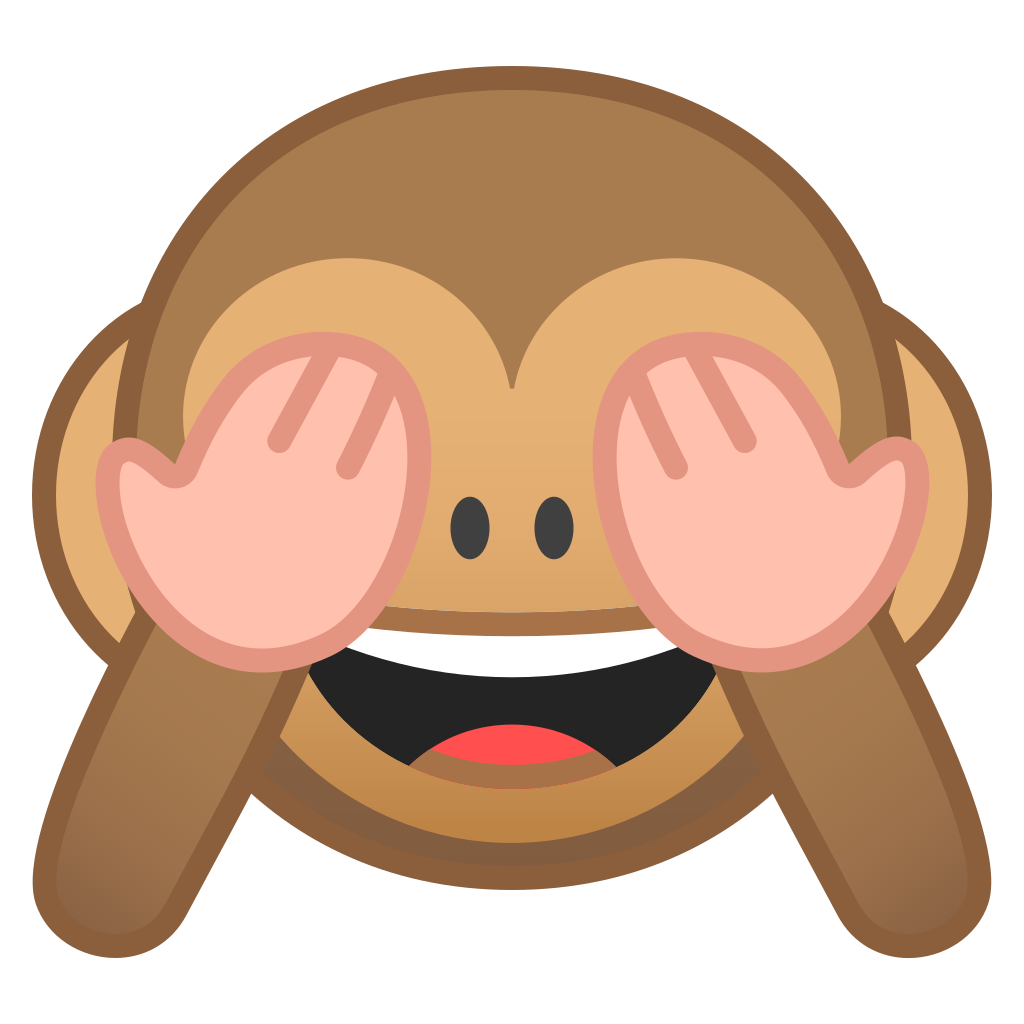 Affen Emoji