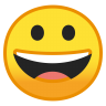10001-grinning-face icon