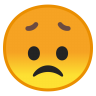 10055-disappointed-face icon