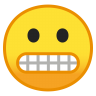 10065-grimacing-face icon