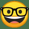 10091-nerd-face icon