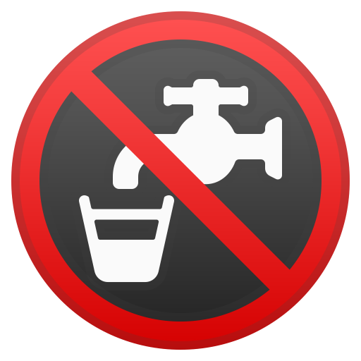 73035-non-potable-water icon