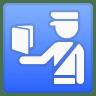 73023-passport-control icon