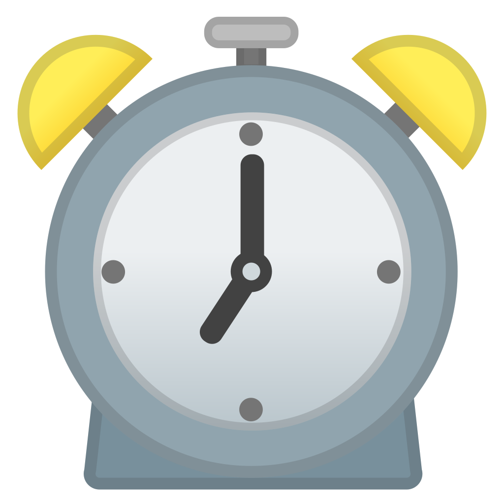 Android Clock App Icon – Jerusalem House