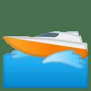 Speedboat icon