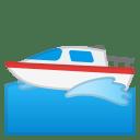 Motor boat icon
