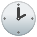 Two o clock icon