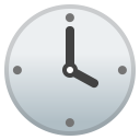 Four o clock icon
