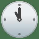 Eleven o clock icon