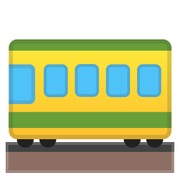 Railway car icon