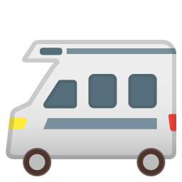 Sport utility vehicle icon