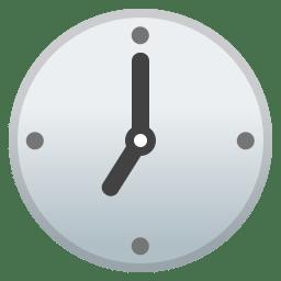 Seven o clock icon
