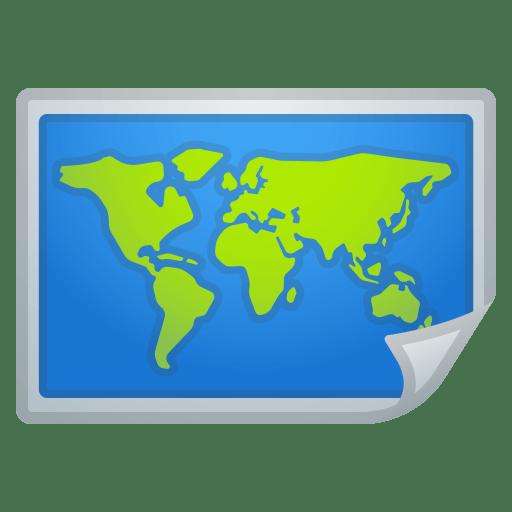 42456-world-map icon