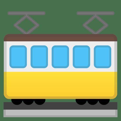 42540-tram-car icon