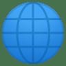42454-globe-with-meridians icon