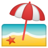 42468-beach-with-umbrella icon
