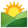 42516-sunrise-over-mountains icon