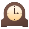 42612-mantelpiece-clock icon