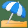 42688-umbrella-on-ground icon