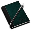 pages green icon