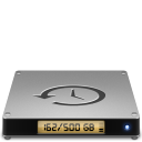 device timemachine icon