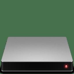 folder diskimage icon