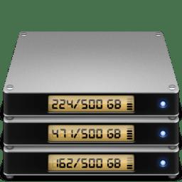 Folder fileserver icon