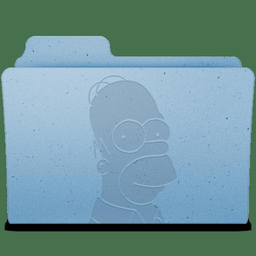 Homer-Folder icon
