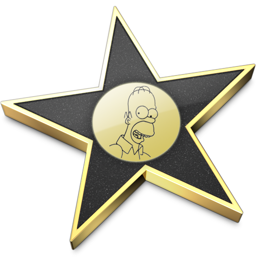 iMovie Homer icon