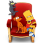 http://icons.iconarchive.com/icons/gordon-irving/simpsons/64/Front-Row-icon.png