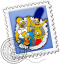http://icons.iconarchive.com/icons/gordon-irving/simpsons/64/Mail-Simpsons-icon.png