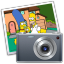 iPhoto simpsons icon