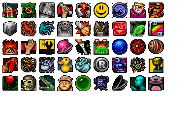 Gorts Icons Vol. 4 Icons