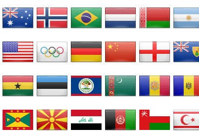 Flag Icons