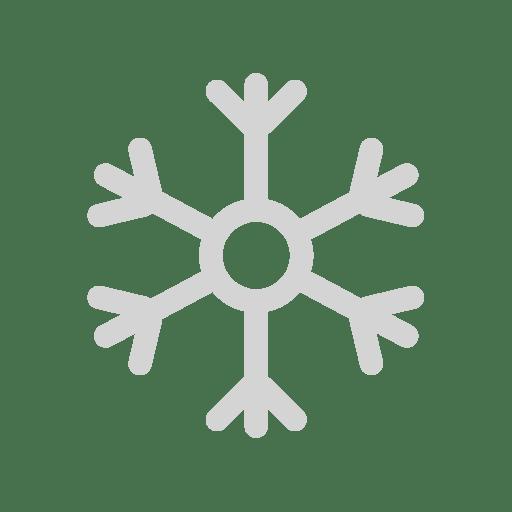 Snowflake Icon | Simple Christmas Iconset | G. Pritiranjan Das