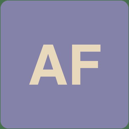 AF icon
