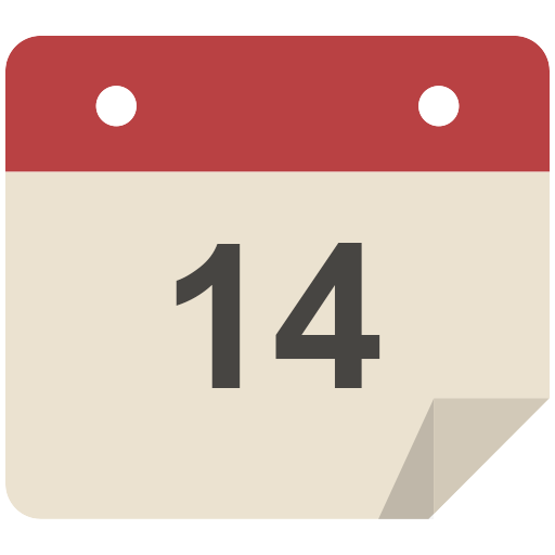 Calendar Icon | Flat Retro Modern Iconset | Grafikartes