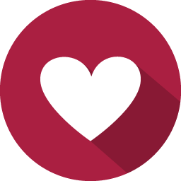Red Heart Icon Png | www.pixshark.com - Images Galleries ...