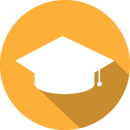 Student Icon 100 Flat Iconset Graphicloads