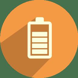 battery bar 4 icon